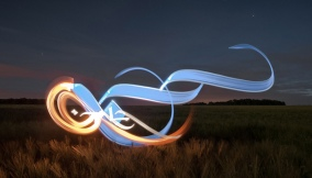 kaalam_ light_calligraphy