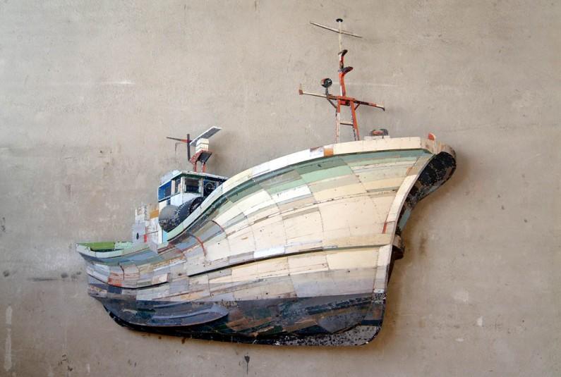 ronvanderende2004vissersboot