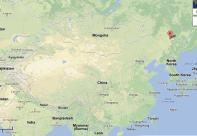 harbin_china_map