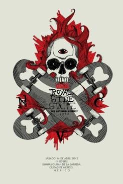 kraken_vans_poster