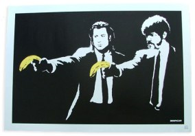 banksy-pulpfiction