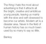banksyquote