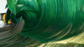 mario_ceroli_glass_wave