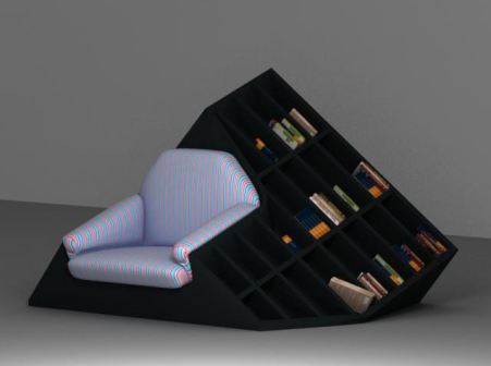 library_chair