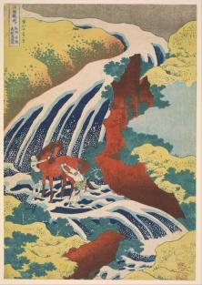 katsushika_hokusai_falls