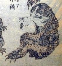 katsushika_hokusai_kappa