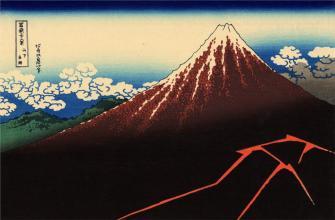 katsushika_hokusai_rainstorm_summit
