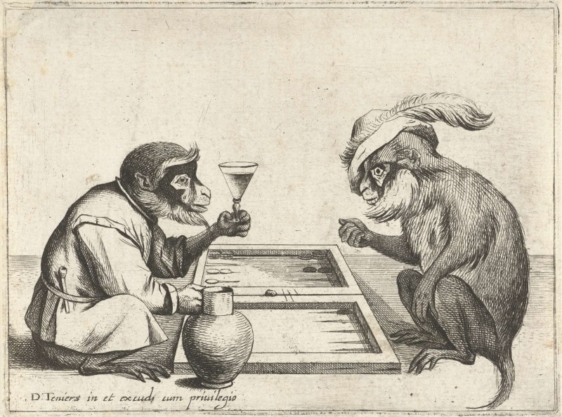 monkeys_drinking_backgammonboel_teniers