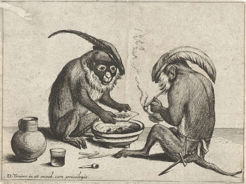 monkeys_smoking_boel_teniers