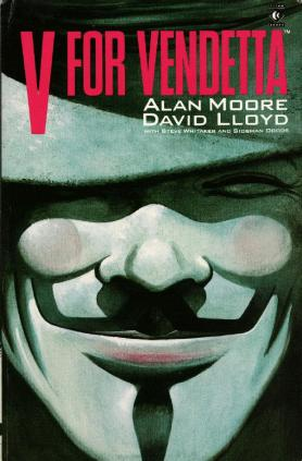 Cover of the Graphic Novel from 1982
