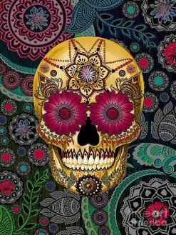 eternal_ephemera_skull_flower_eyes