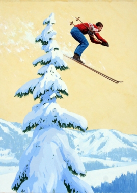 new_hampshire_vintage_ski_poster