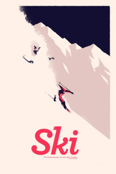 olly_moss_atari_skiing_monster