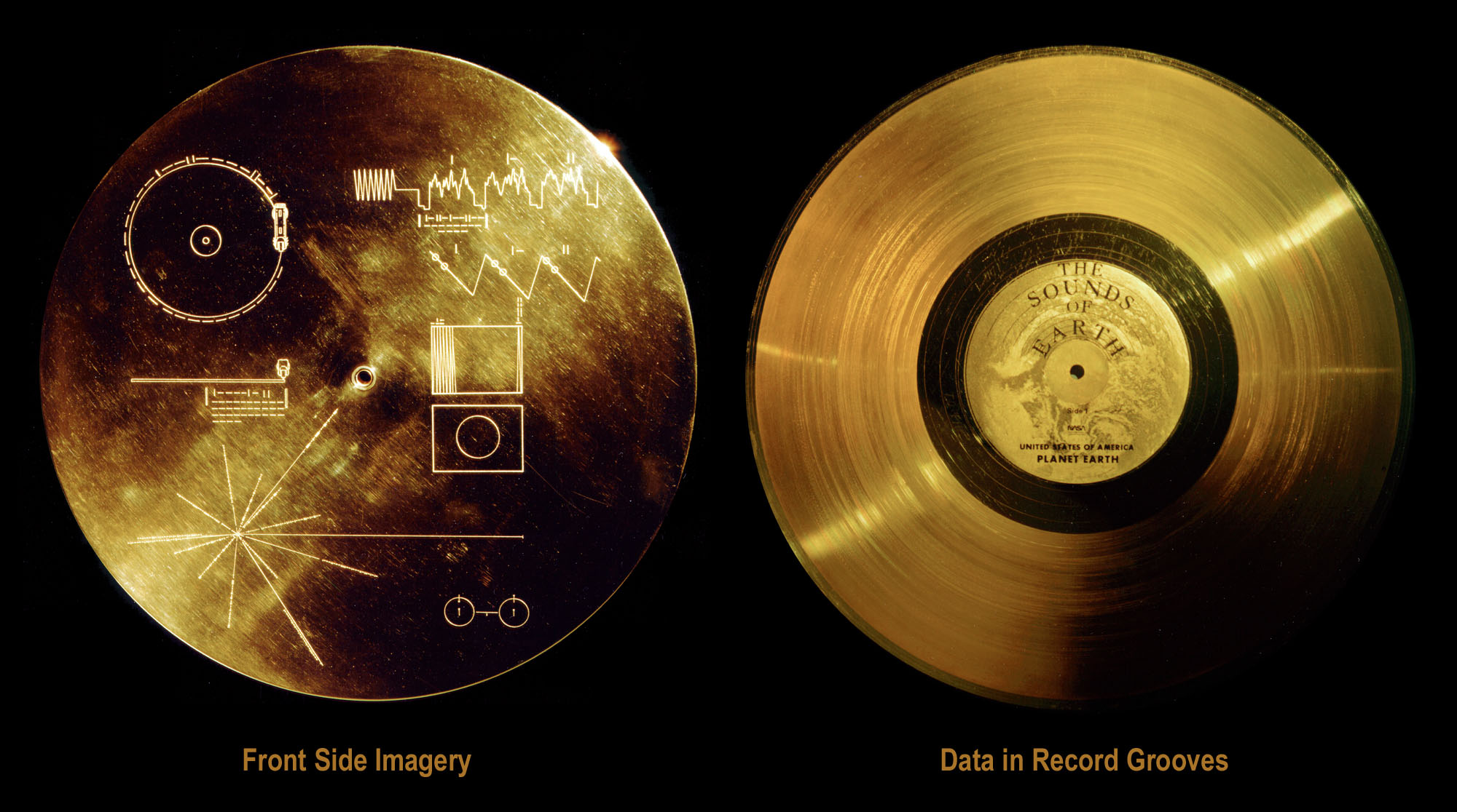voyager 1 golden record - photo #3